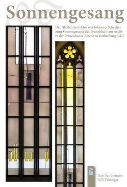 Sonnengesang von Ev. Luth. Pfarramt St. Jakob Rothenburg o. d. Tauber, Pfitzinger,  Willi, Sundermeier,  Theo