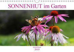 Sonnenhut im Garten (Wandkalender 2019 DIN A4 quer) von Kruse,  Gisela