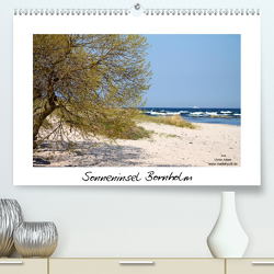 Sonneninsel Bornholm (Premium, hochwertiger DIN A2 Wandkalender 2020, Kunstdruck in Hochglanz) von Adam,  Ulrike