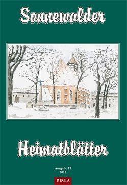 Sonnewalder Heimatblätter von Heimatverein Sonnewalde e.V.