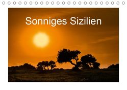 Sonniges Sizilien (Tischkalender 2019 DIN A5 quer) von Steiner und Matthias Konrad,  Carmen