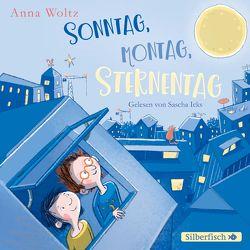 Sonntag, Montag, Sternentag von Icks,  Sascha, Kluitmann,  Andrea, Woltz,  Anna