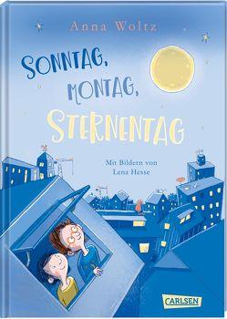 Sonntag, Montag, Sternentag von Hesse,  Lena, Kluitmann,  Andrea, Woltz,  Anna