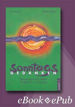 Sonntagsgedanken, Lesejahr C – eBook von Gruber,  Elmar