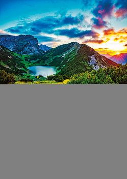 Sonnwendjoch Rofangebirge Kalender 2019 Tirol von Erhard,  Johann