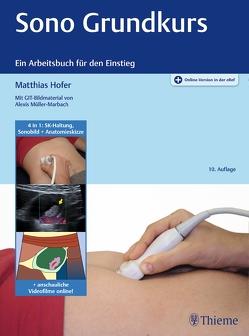 Sono Grundkurs von Hofer,  Matthias