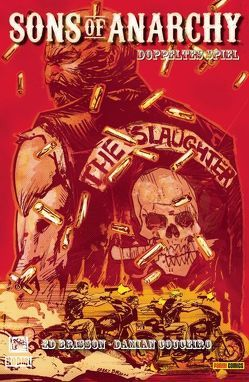 Sons of Anarchy (Comic zur TV-Serie) von Couceiro,  Damian, Ed,  Brisson, Golden,  Christopher