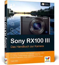 Sony RX100 III von Exner,  Frank
