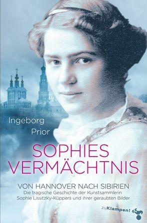 Sophies Vermächtnis von Prior,  Ingeborg