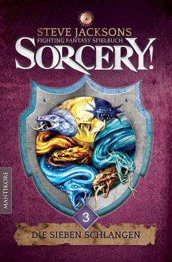 Sorcery! Die Sieben Schlangen von Jackson,  Steve, Phillips,  Jam