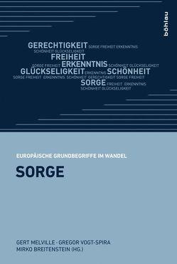 Sorge von Breitenstein,  Mirko, Melville,  Gert, Vogt-Spira,  Gregor