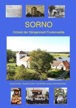 SORNO – Ortsteil der Sängerstadt Finsterwalde von Peinecke,  Kornelia, Richter,  Regina