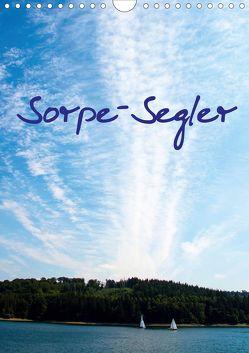 Sorpe-Segler (Wandkalender 2020 DIN A4 hoch) von Suttrop,  Christian