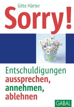 Sorry! von Härter,  Gitte