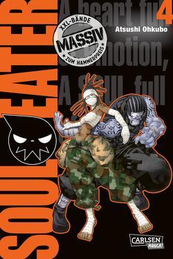 Soul Eater Massiv 4 von Ohkubo,  Atsushi, Peter,  Claudia