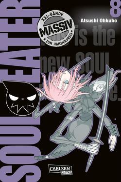 Soul Eater Massiv 8 von Ohkubo,  Atsushi, Peter,  Claudia