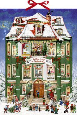 Sound-Adventskalender – Es klingt & singt im Weihnachtshaus von Behr,  Barbara, Göthel,  Thomas