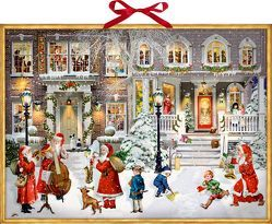 Sound-Adventskalender – Having a wonderful Christmas Time von Behr,  Barbara, Göthel,  Thomas