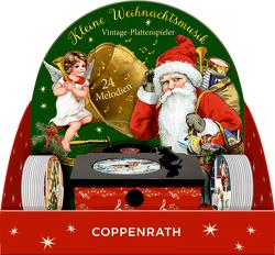 Sound-Adventskalender – Kleine Weihnachtsmusik von Behr,  Barbara, Göthel,  Thomas