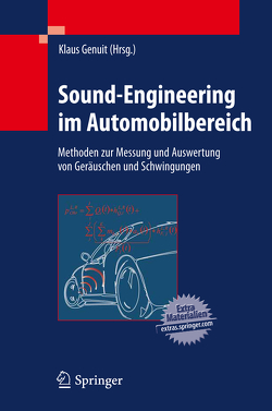 Sound-Engineering im Automobilbereich von Genuit,  Klaus