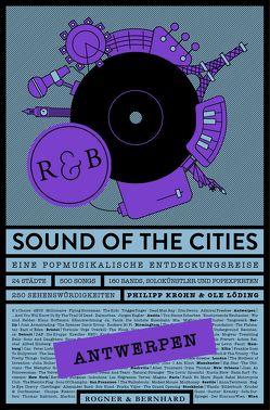 Sound of the Cities – Antwerpen von Krohn,  Philipp, Löding,  Ole