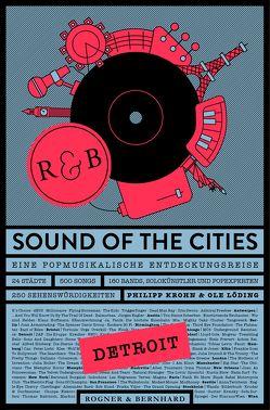 Sound of the Cities – Detroit von Krohn,  Philipp, Löding,  Ole