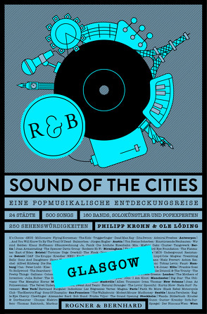 Sound of the Cities – Glasgow von Krohn,  Philipp, Löding,  Ole