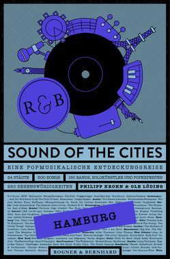 Sound of the Cities – Hamburg von Krohn,  Philipp, Löding,  Ole