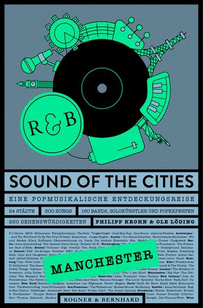 Sound of the Cities – Manchester von Krohn,  Philipp, Löding,  Ole