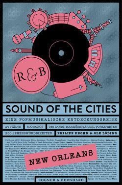 Sound of the Cities – New Orleans von Krohn,  Philipp, Löding,  Ole