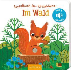 Soundbuch für Klitzekleine – Im Wald von Marshall,  Natalie