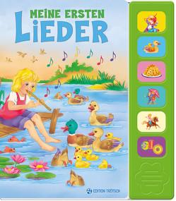 """Soundbuch """"Meine ersten Kinderlieder"""""""