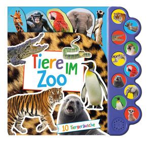 Soundbuch Tiere im Zoo