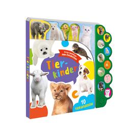 Soundbuch Tierkinder