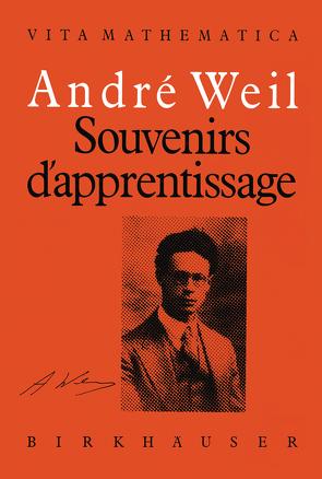 Souvenirs d'apprentissage von Weil,  André