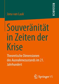 Souveränität in Zeiten der Krise von van Laak,  Jona