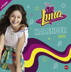 Soy Luna Broschurkalender – Kalender 2019 von Heye