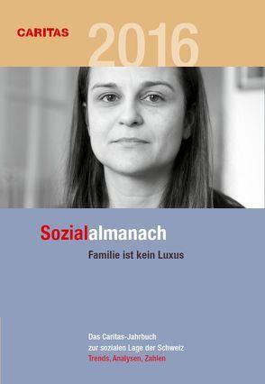 Sozialalmanach 2016 von Fasel,  Hugo, Fredrich,  Bettina, Swietlik,  Iwona