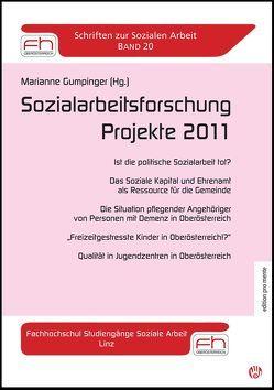 Sozialarbeitsforschung Projekte 2011 von Gumpinger,  Marianne