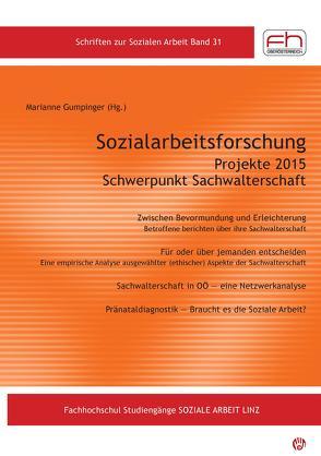 Sozialarbeitsforschung Projekte 2015 von Gumpinger,  Marianne