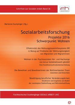 Sozialarbeitsforschung von Gumpinger,  Marianne