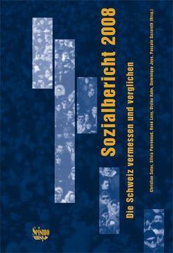 Sozialbericht 2008 von Freitag,  Markus, Giugni,  Marco, Joye,  Dominique, Levy,  René, Lüdi,  Georg, Meyer,  Thomas, Sciarini,  Pascal, Stadelmann-Steffen,  Isabelle, Suter,  Christian, Werlen,  Iwar