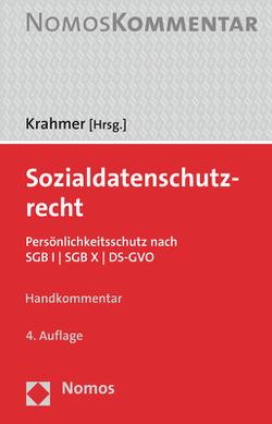 Sozialdatenschutz von Krahmer,  Utz