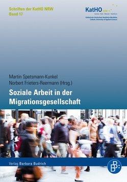Soziale Arbeit in der Migrationsgesellschaft von Frieters-Reermann,  Norbert, Spetsmann-Kunkel,  Martin