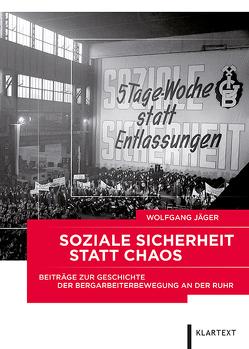 Soziale Sicherheit statt Chaos von Jaeger,  Wolfgang