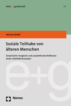 Soziale Teilhabe von älteren Menschen von Wolff,  Michael