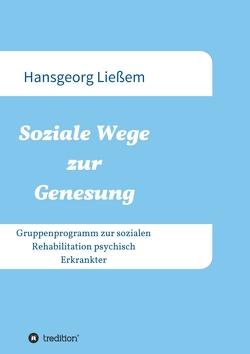 Soziale Wege zur Genesung von Ließem,  Hansgeorg