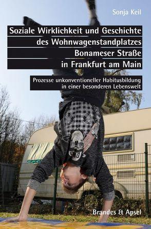 Soziale WIrklichkeit und Geschichte des Wohnwagenstandplatzes Bonameser Straße in Frankfurt am Main von Keil,  Sonja