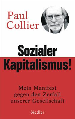 Sozialer Kapitalismus! von Collier,  Paul, Schmidt,  Thorsten