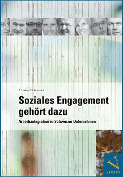 Soziales Engagement gehört dazu von Debrunner,  Annelies